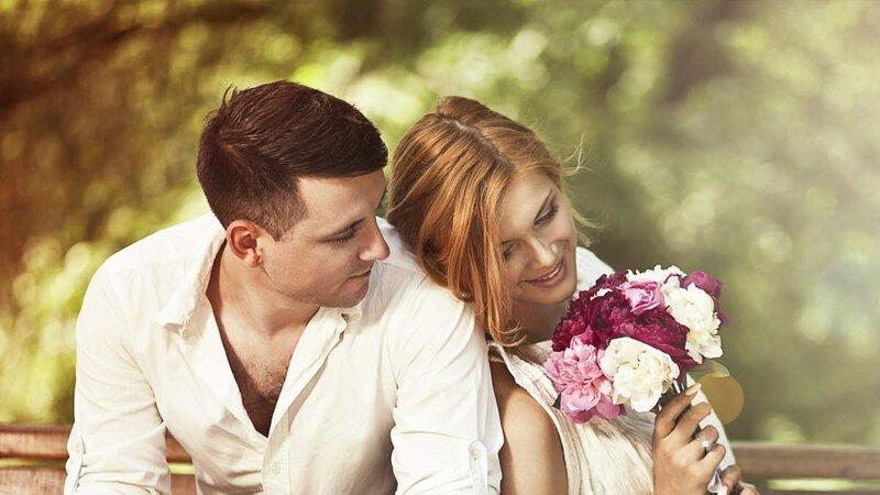 Почему мужчины струдом признаются влюбви? (2фото)