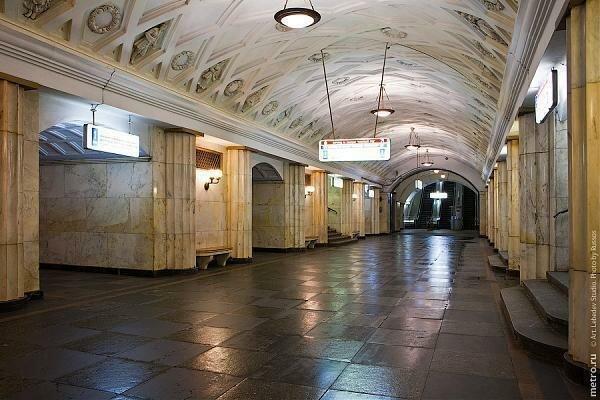 Длячего Сталин построил самое красивое метро вмире (2фото)