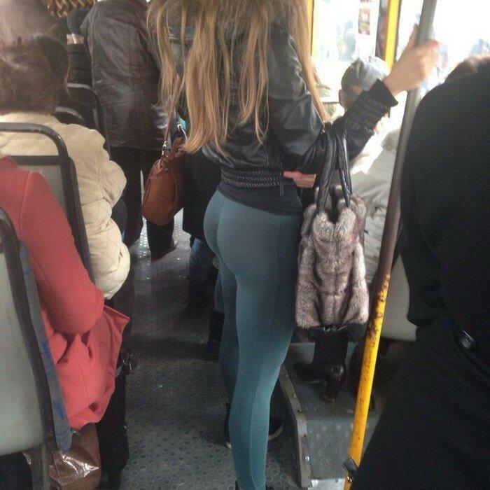 10. Вот почему многие мужчины предпочитают общественный транспорт