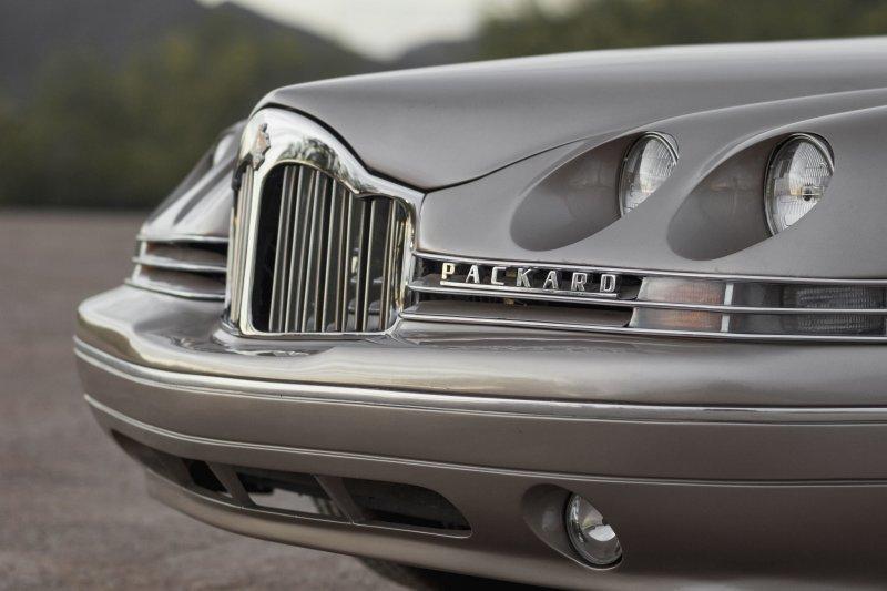 Packard Twelve Prototype 1999 – Очередной пустой взрыв из прошлого