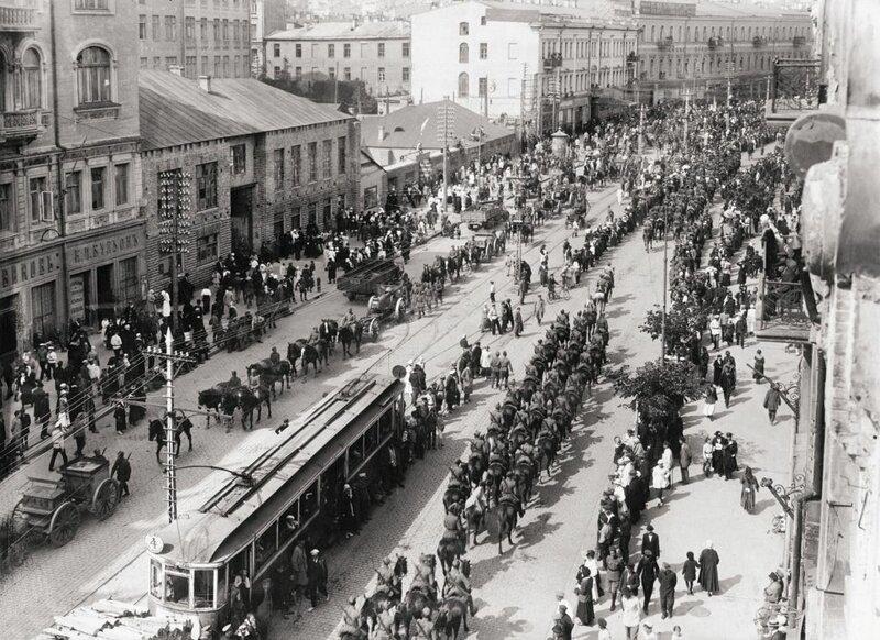 Май 1920 года