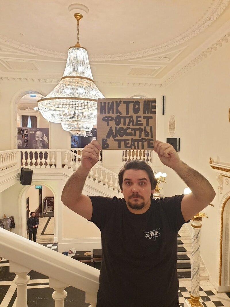 Музеи и театры Красноярска участвуют во флешмобе и показывают, как им живётся на карантине