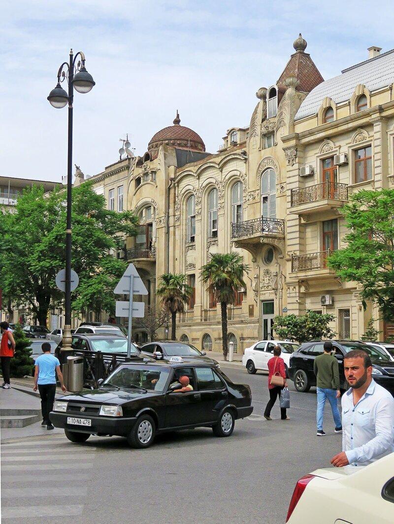 регионах поздними улица советская в баку фото самом начале своей