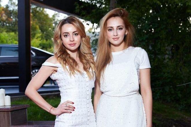 Кристина и Анжелика Каширины