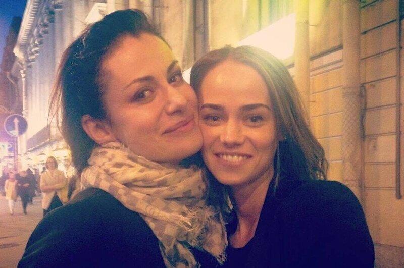 Анна и Екатерина Ковальчук