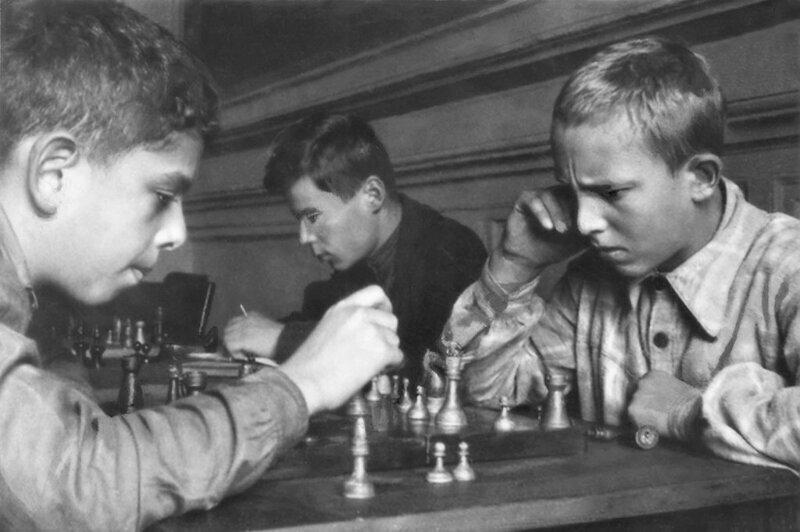 Почему в СССР все играли в шахматы? Феномен развития шахмат в