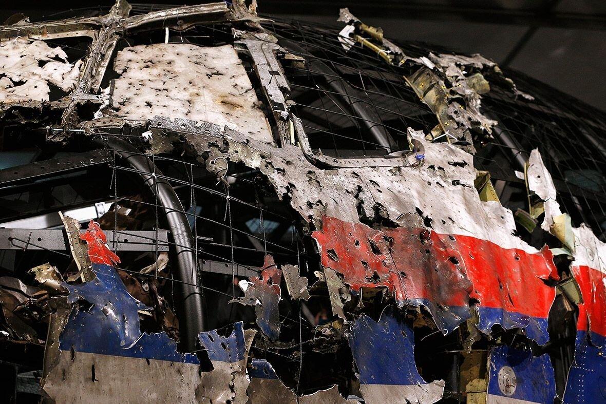 В Нидерландах призвали Украину взять ответственность за крушение малазийского «Боинга»
