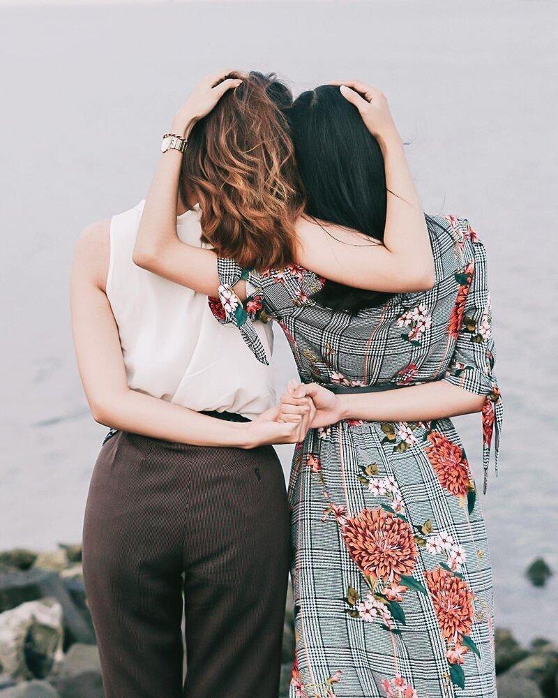 красивые картинки женской дружбы не бывает определить