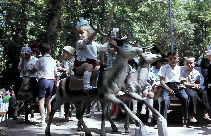 Фотопутешествие в СССР