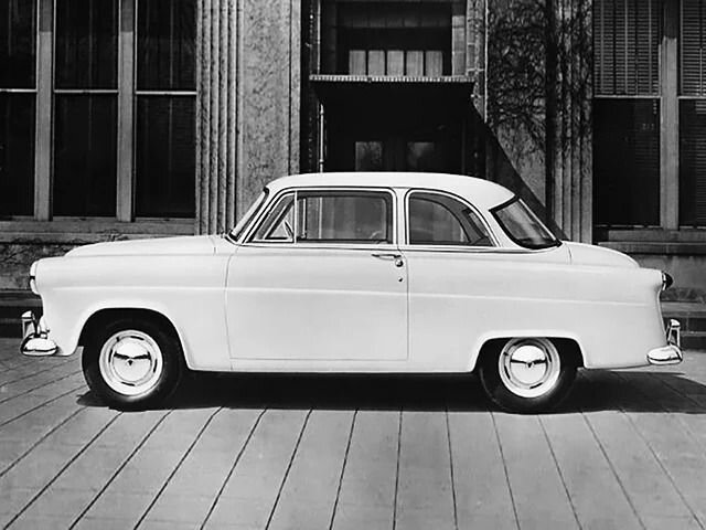 Hudson Super Jet Coupe Sedan 1953