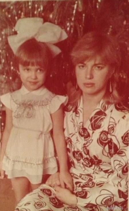 Ирина с мамой
