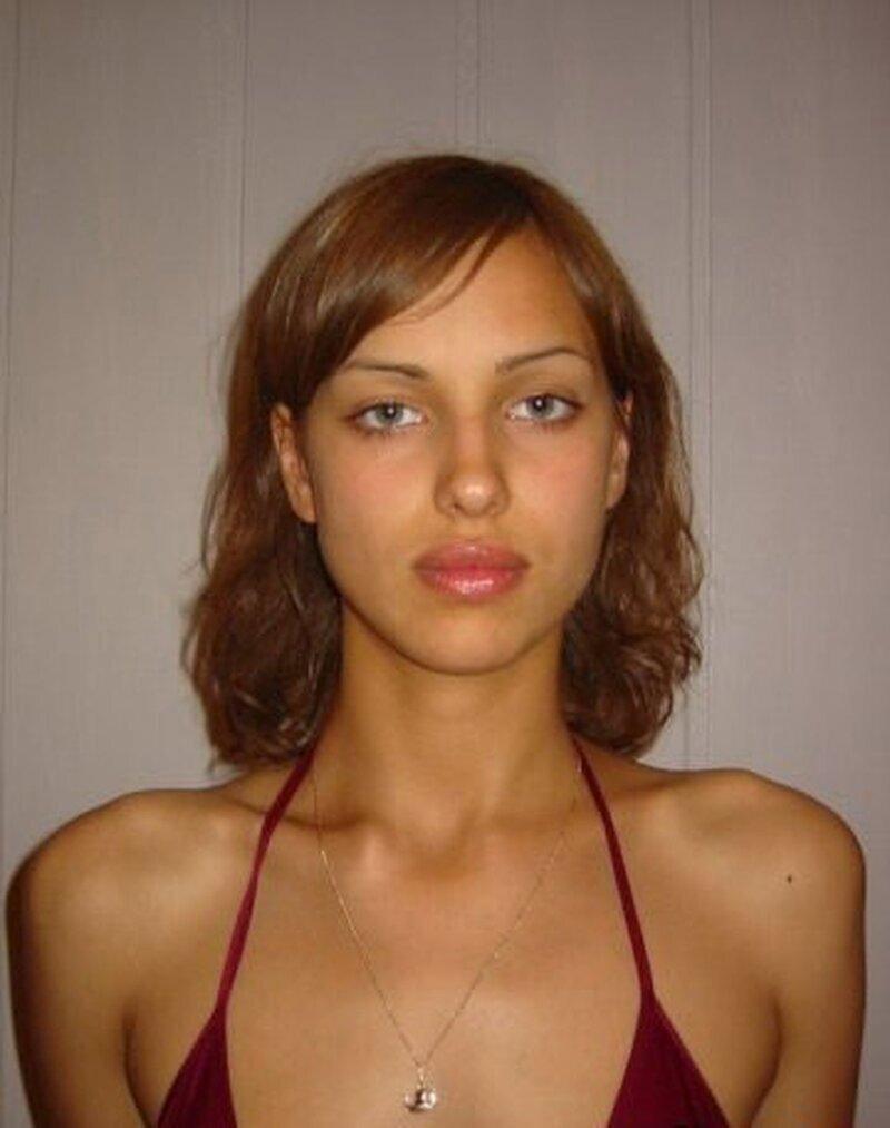 Фото для портфолио модельного агентства, Ирине 18 лет