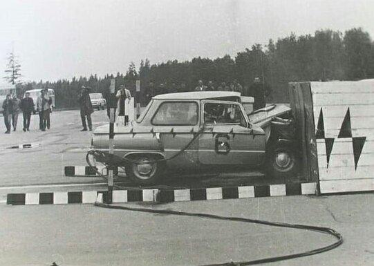 Из архива Центрального автополигона