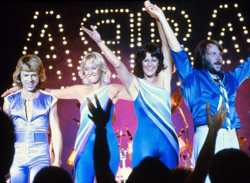 ABBA признана самой популярной и востребованной группой в мире!