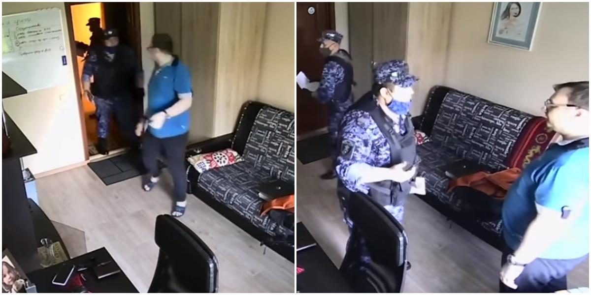 «Подкинем наркотики и отправим на зону»: росгвардейцы угрожали москвичу из-за конфликта с соседями