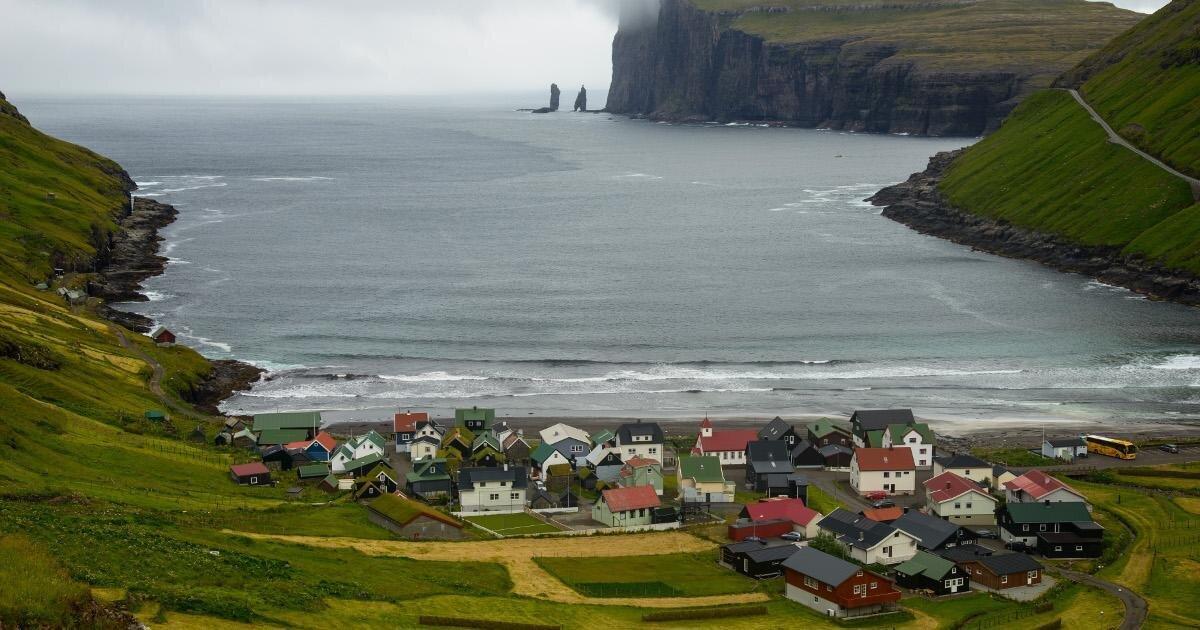 Знакомство с Фарерскими островами