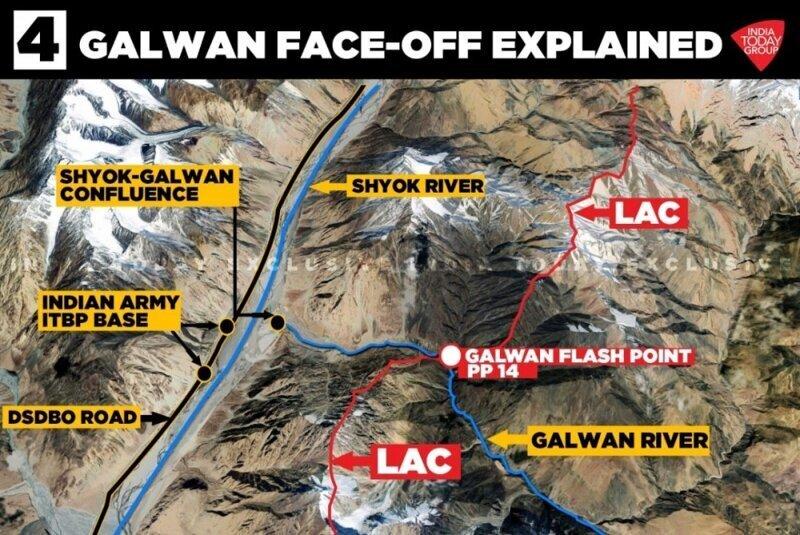 Индия и Китай вступили в бой на границе. Есть погибшие