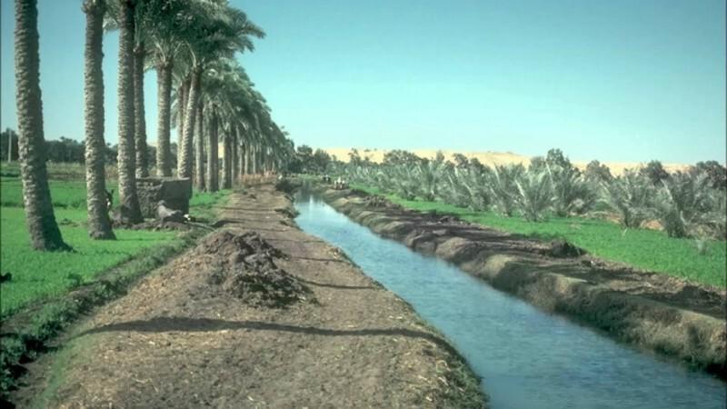 Канал фараонов: почему приказали засыпать древний аналог Суэцкого канала
