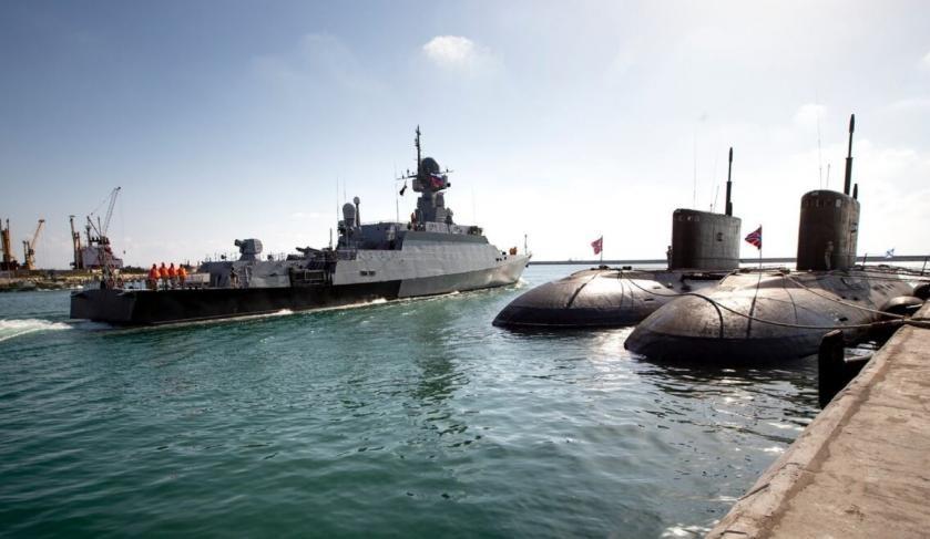США в бешенстве взирают на строительство Россией военно-морской базы в Венесуэле