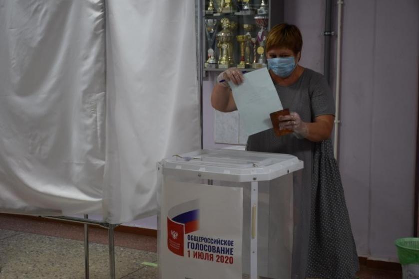 Россиянке, проголосовавшей три раза, грозит уголовная ответственность