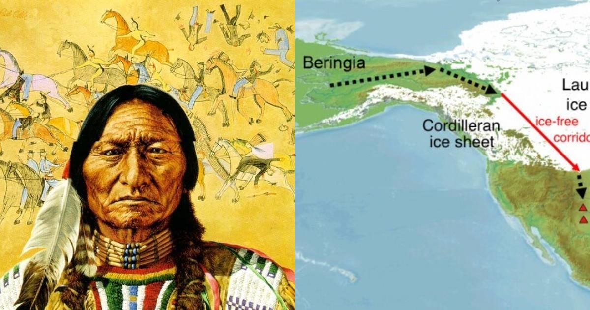 """""""Америка - наш?"""": американские ученые установили, что первые индейцы пришли на континент из Сибири"""
