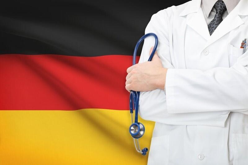 Медицина в германии. Частный случай