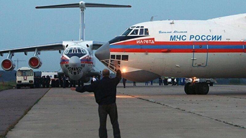 Из России в США вылетел самолёт с медицинским оборудованием