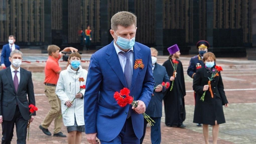 Губернатора Хабаровского края задержали за организацию убийства