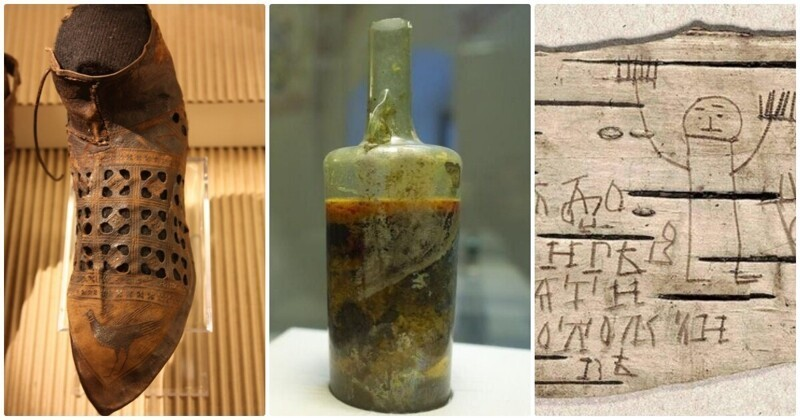 Уникальные артефакты прошлого, окоторых многие даже неслышали