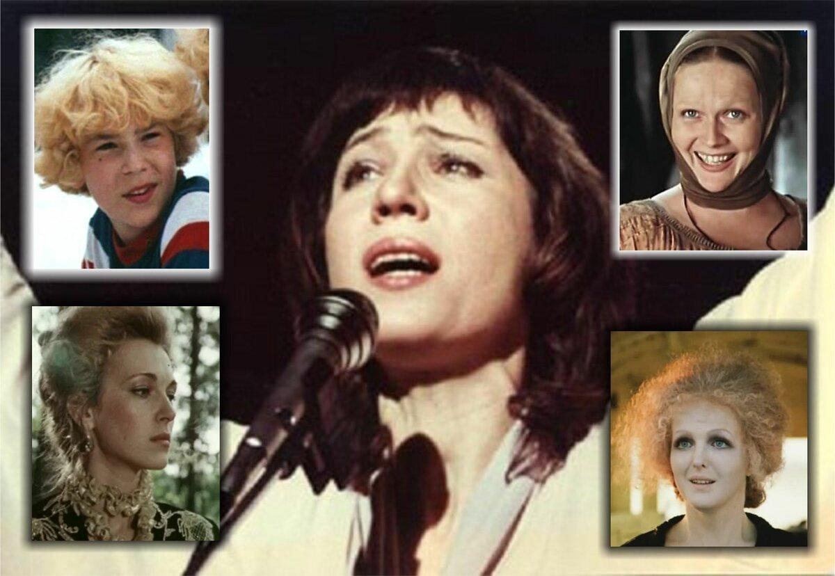 Уникальная певица, голос которой знают все!