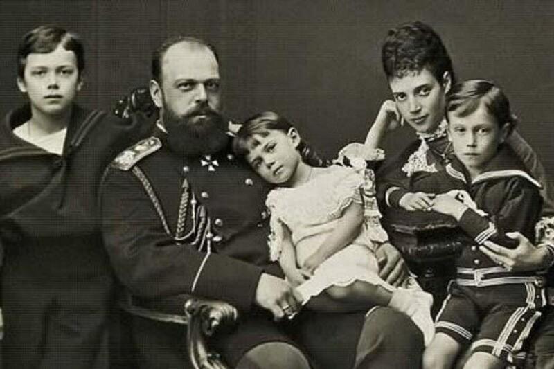 Забавные истории из жизни российского императора - Александр III