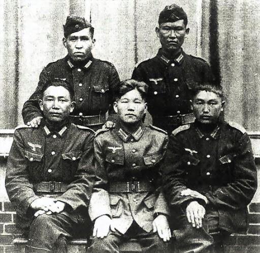 Уникальные солдаты Второй Мировой войны Вторая Мировая война,Армия