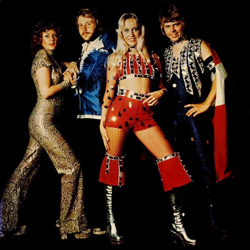 Хорошие новости: воссоединение группы ABBA
