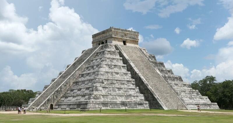 Пирамида Кукулькана сейчас