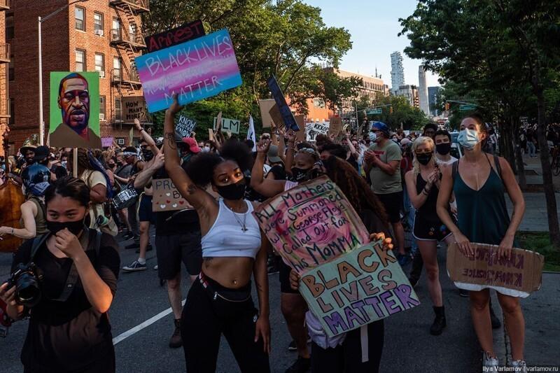 Нью-Йорк против полиции. Путевые заметки, день 4
