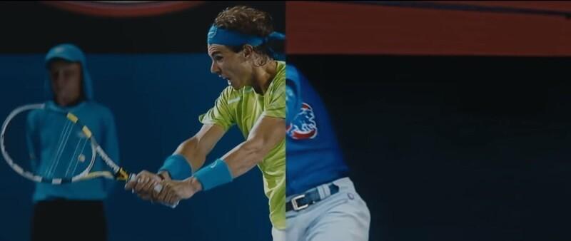 «Монтаж, уровень – Бог»: Nike выпустили рекламу оспорте ипандемии