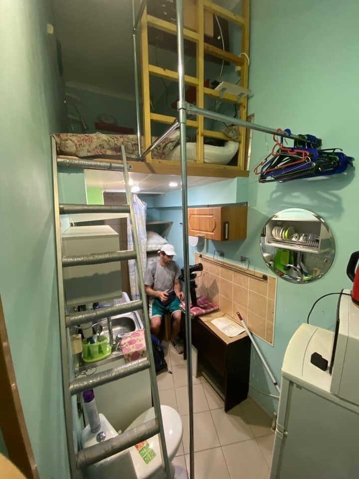 Самая маленькая квартира в Сочи