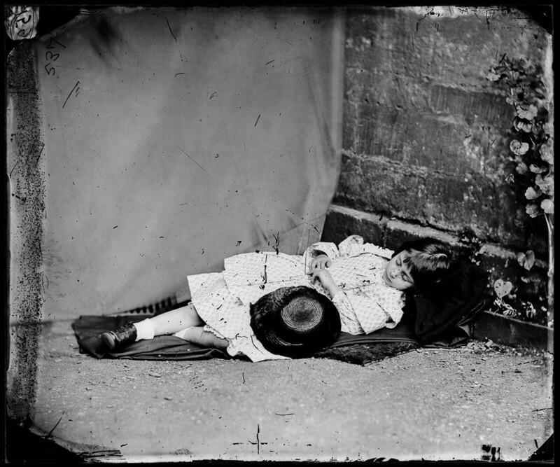 Алиса в притворном сне, 1860 г.