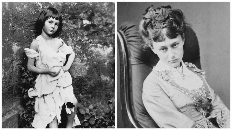 Алиса Лидделл: настоящая Алиса в Cтране чудес, 1858-1872