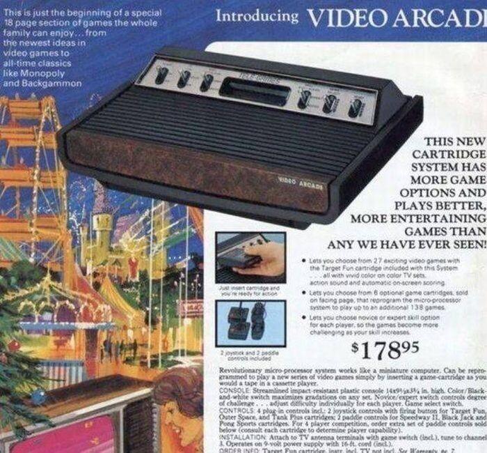 Игровая приставка Sears - $178,95