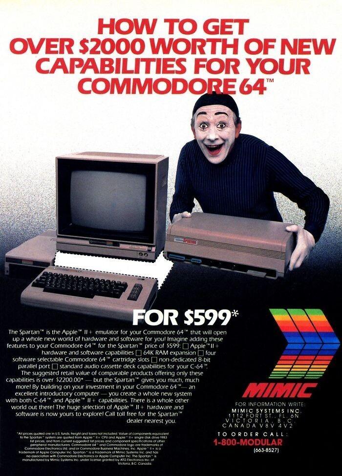 Компьютер Apple II - $599