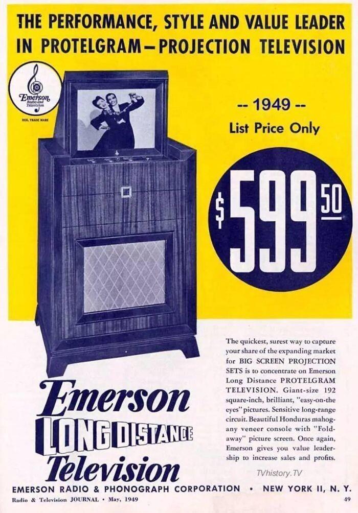 Телевизор - $599,50