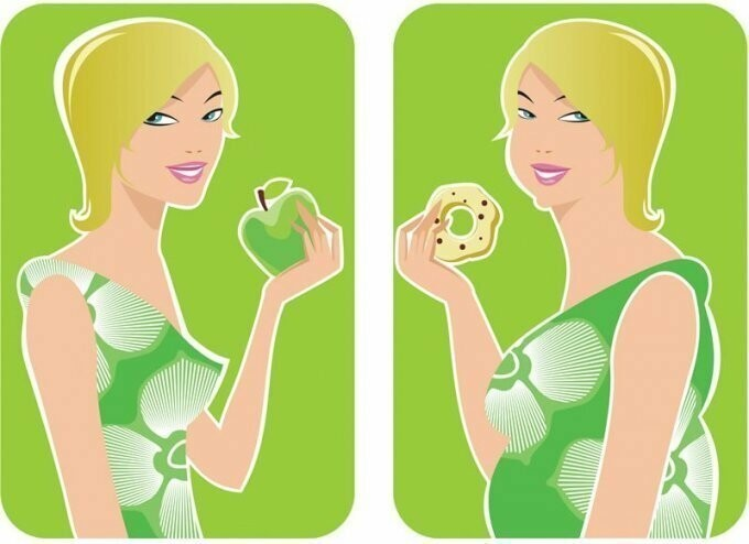 Здоровое питание для мужчин и женщин – разница в меню