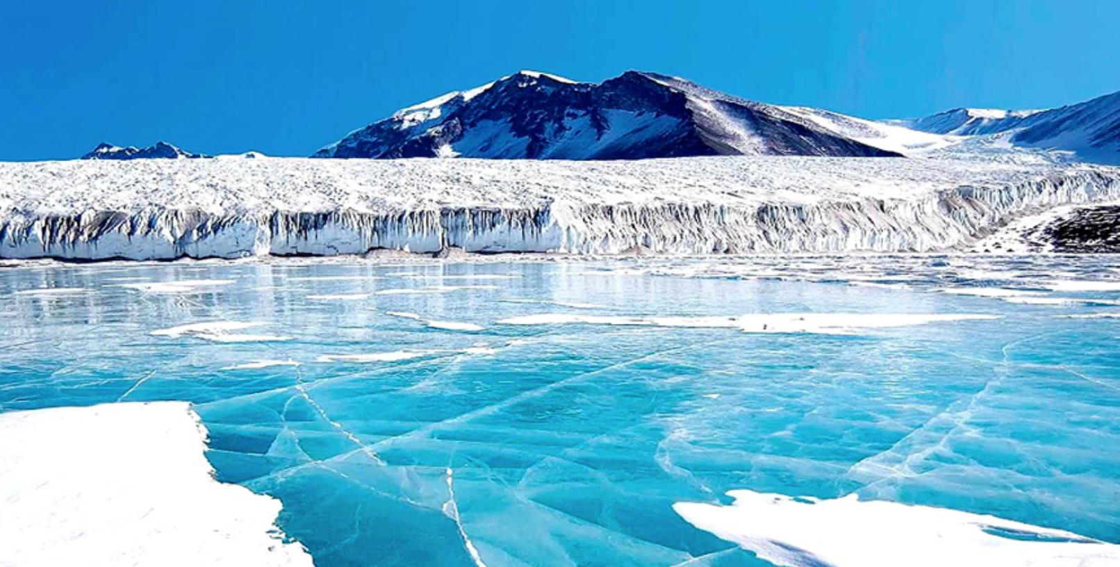 6 поразительных открытий в Антарктиде, о которых вы возможно не знали