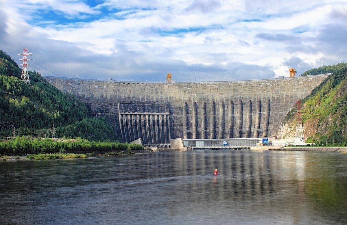 5 крупнейших гидроэлектростанций (ГЭС) России