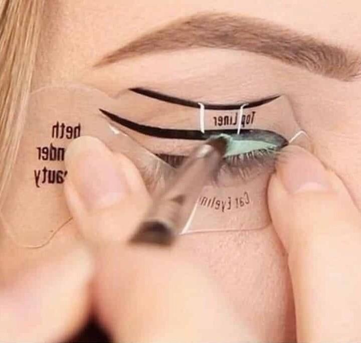 Стрелки на глазах: выбираем вариант для своего типа глаз и правильно рисуем