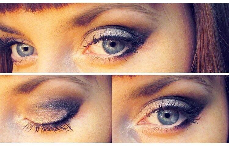Как нарисовать стрелки на разных типах глаз своими руками