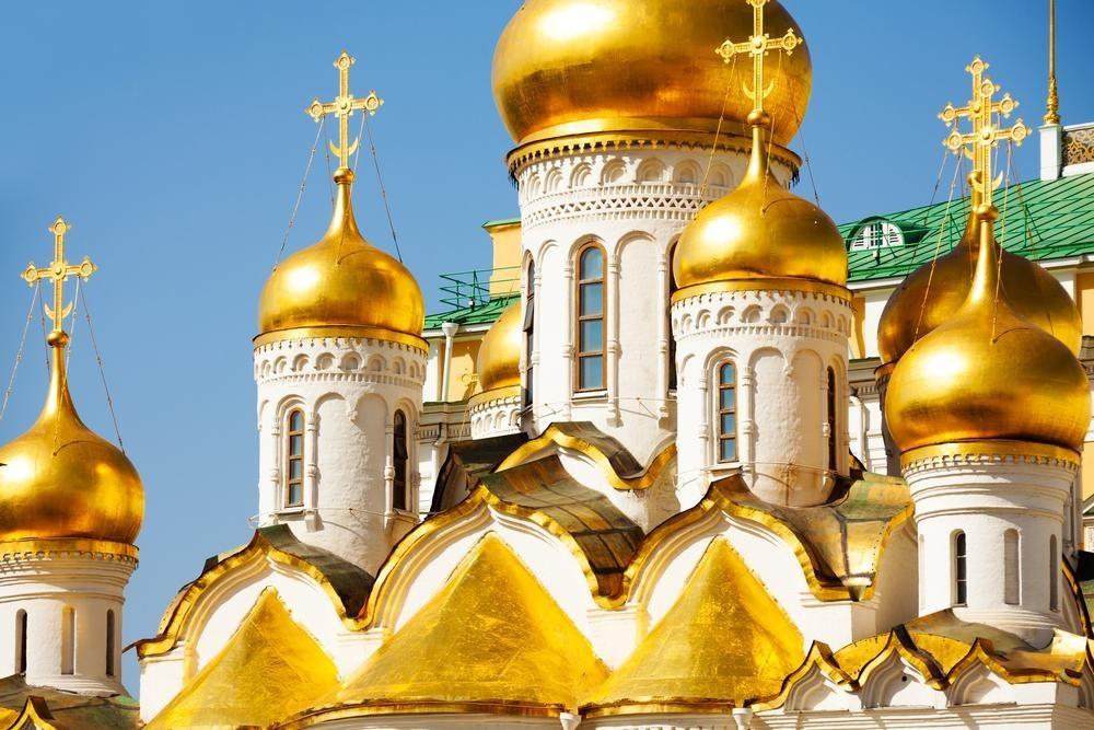 Золотые инетолько: чтовправославии обозначают цвета куполов?