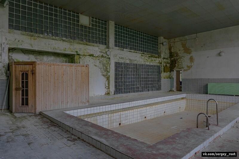 Все, чтоосталось отСССР: заброшенные объекты итехника, навсегда покинутые людьми