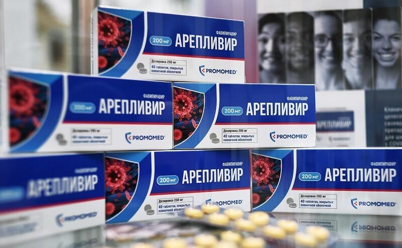 Цена препарата «Арепливир» от коронавируса превысит 12 тыс. руб